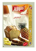 پودر کیک آناناس Pineapple Cake Powder